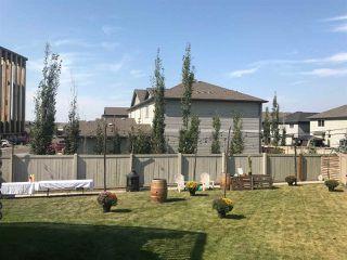 Photo 33: 2022 69A Street in Edmonton: Zone 53 House Half Duplex for sale : MLS®# E4187439