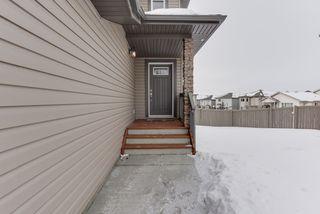 Photo 2: 2022 69A Street in Edmonton: Zone 53 House Half Duplex for sale : MLS®# E4187439