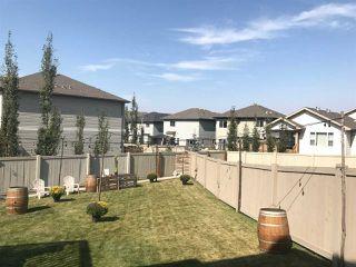 Photo 32: 2022 69A Street in Edmonton: Zone 53 House Half Duplex for sale : MLS®# E4187439