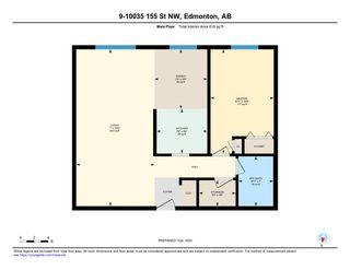 Photo 18: 9 10035 155 Street in Edmonton: Zone 22 Condo for sale : MLS®# E4188635