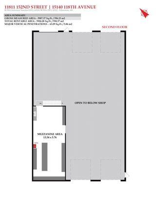 Photo 3: 11811 152 Street in Edmonton: Zone 40 Industrial for lease : MLS®# E4192565