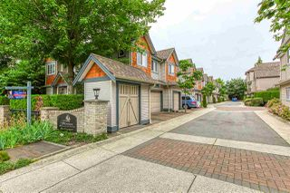 "Main Photo: 27 10411 HALL Avenue in Richmond: West Cambie Townhouse for sale in ""Florence Estates"" : MLS®# R2465257"