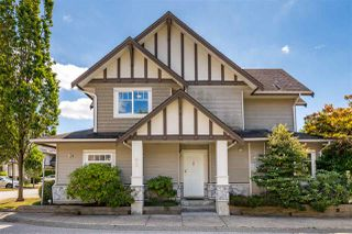 "Photo 1: 83 18221 68 Avenue in Surrey: Cloverdale BC Townhouse for sale in ""Magnolia"" (Cloverdale)  : MLS®# R2488678"