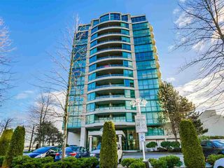 "Photo 2: 1502 8851 LANSDOWNE Road in Richmond: Brighouse Condo for sale in ""CENTRE POINTE"" : MLS®# R2496638"