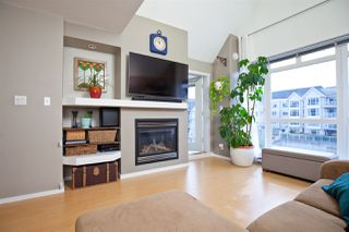 "Photo 2: 403 3142 ST JOHNS Street in Port Moody: Port Moody Centre Condo for sale in ""SONRISA"" : MLS®# R2499050"
