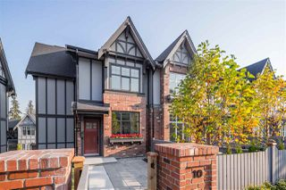 """Main Photo: 10 3552 VICTORIA Drive in Coquitlam: Burke Mountain Townhouse for sale in """"VICTORIA"""" : MLS®# R2505617"""