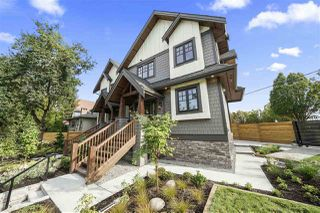 Main Photo: 908 E 17 Avenue in Vancouver: Fraser VE 1/2 Duplex for sale (Vancouver East)  : MLS®# R2508573