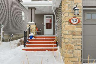 Main Photo: 3065 WHITELAW Drive in Edmonton: Zone 56 House Half Duplex for sale : MLS®# E4221559