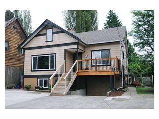 Photo 1: 21206 DEWDNEY TRUNK Road in Maple Ridge: Southwest Maple Ridge House for sale : MLS®# V833453