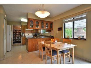 """Photo 4: 1530 HATTON Avenue in Burnaby: Simon Fraser Univer. House for sale in """"DUTHIE/SFU"""" (Burnaby North)  : MLS®# V851270"""