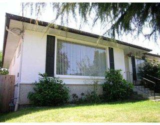 Photo 1: 7606 18TH AV in Burnaby: Edmonds BE House for sale (Burnaby East)  : MLS®# V599566