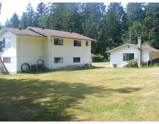 Photo 9: 1024 GRANDVIEW Road in Gibsons: Gibsons & Area House for sale (Sunshine Coast)  : MLS®# V720388