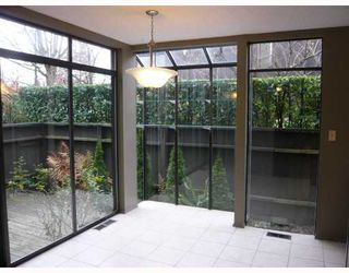 """Photo 3: 4363 ARBUTUS Street in Vancouver: Quilchena Townhouse for sale in """"ARBUTUS WEST"""" (Vancouver West)  : MLS®# V743510"""