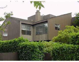 """Photo 1: 4363 ARBUTUS Street in Vancouver: Quilchena Townhouse for sale in """"ARBUTUS WEST"""" (Vancouver West)  : MLS®# V743510"""