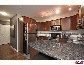 "Photo 2: 208 19320 65TH Avenue in Surrey: Clayton Condo for sale in ""ESPRIT"" (Cloverdale)  : MLS®# F2903199"