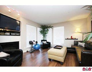 "Photo 5: 208 19320 65TH Avenue in Surrey: Clayton Condo for sale in ""ESPRIT"" (Cloverdale)  : MLS®# F2903199"