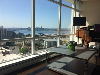 Photo 4: 901 1320 CHESTERFIELD AVENUE in North Vancouver: Central Lonsdale Condo for sale : MLS®# R2381849