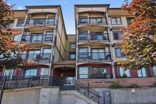 "Main Photo: 408 19830 56 Avenue in Langley: Langley City Condo for sale in ""ZORA"" : MLS®# R2395745"