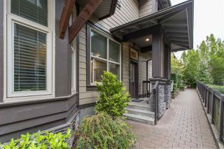 Photo 1: 309 E 15TH STREET in North Vancouver: Central Lonsdale Townhouse for sale : MLS®# R2413029