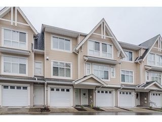 "Photo 1: 55 6450 199 Street in Langley: Willoughby Heights Townhouse for sale in ""Logan's Landing"" : MLS®# R2422982"