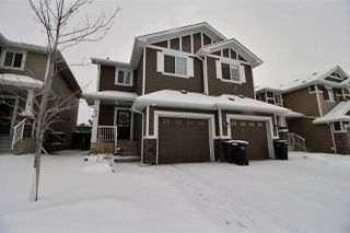 Photo 1: 53 219 CHARLOTTE Way: Sherwood Park House Half Duplex for sale : MLS®# E4182411