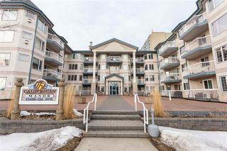 Photo 1: 207 13450 114 Avenue in Edmonton: Zone 07 Condo for sale : MLS®# E4191385