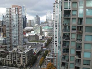 Photo 1: 2502 888 HOMER Street in Vancouver: Downtown VW Condo for sale (Vancouver West)  : MLS®# R2478921