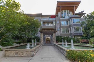 """Main Photo: 306 560 RAVEN WOODS Drive in North Vancouver: Roche Point Condo for sale in """"SEASONS WEST AT RAVEN WOODS"""" : MLS®# R2488906"""