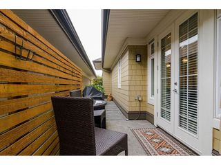 Photo 31: 108 21707 88TH AVENUE in Langley: Walnut Grove Townhouse for sale : MLS®# R2497274