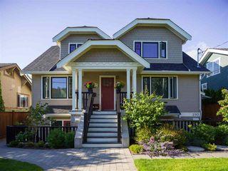 "Main Photo: 2519 W 8TH Avenue in Vancouver: Kitsilano Townhouse for sale in ""Kitsilano"" (Vancouver West)  : MLS®# R2522668"