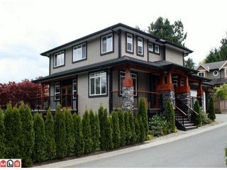 """Photo 2: 20756 GRADE Crescent in Langley: Langley City House for sale in """"MOSSEY ESTATES"""" : MLS®# F1012468"""