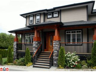 """Photo 1: 20756 GRADE Crescent in Langley: Langley City House for sale in """"MOSSEY ESTATES"""" : MLS®# F1012468"""