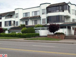"""Photo 1: 302 1830 E SOUTHMERE Crescent in Surrey: Sunnyside Park Surrey Condo for sale in """"Southmere Mews"""" (South Surrey White Rock)  : MLS®# F1017753"""