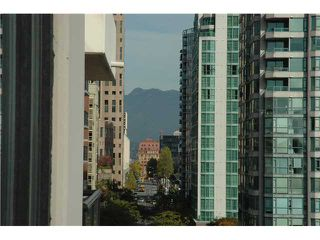 "Photo 9: 1207 977 MAINLAND Street in Vancouver: Downtown VW Condo for sale in ""YALETOWN PARK 3"" (Vancouver West)  : MLS®# V855676"