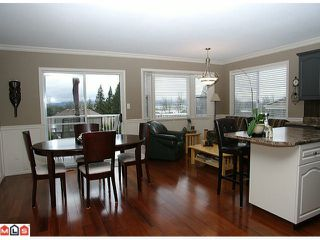 Photo 4: 3541 PICTON Street in Abbotsford: Abbotsford East House for sale : MLS®# F1101573