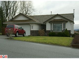 Photo 1: 3541 PICTON Street in Abbotsford: Abbotsford East House for sale : MLS®# F1101573