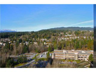 "Photo 3: 1901 288 UNGLESS Way in Port Moody: North Shore Pt Moody Condo for sale in ""CRESCENDO"" : MLS®# V866029"
