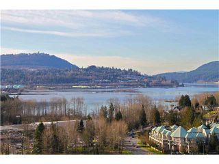 "Photo 2: 1901 288 UNGLESS Way in Port Moody: North Shore Pt Moody Condo for sale in ""CRESCENDO"" : MLS®# V866029"