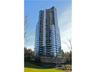 "Photo 1: 1901 288 UNGLESS Way in Port Moody: North Shore Pt Moody Condo for sale in ""CRESCENDO"" : MLS®# V866029"