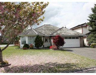 "Photo 1: 5017 CRESCENT Place in Ladner: Holly House for sale in ""CRESCENT ESTATES"" : MLS®# V767445"
