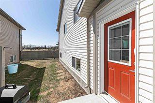 Photo 25: 42 6520 2 Avenue in Edmonton: Zone 53 House Half Duplex for sale : MLS®# E4198467
