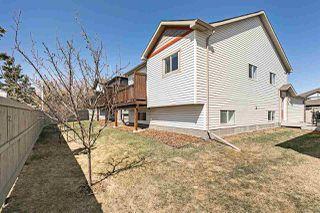 Photo 22: 42 6520 2 Avenue in Edmonton: Zone 53 House Half Duplex for sale : MLS®# E4198467