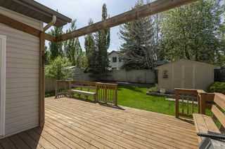 Photo 40: 96 FOXHAVEN Crescent: Sherwood Park House for sale : MLS®# E4199435