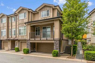 "Photo 1: 25 22865 TELOSKY Avenue in Maple Ridge: East Central Townhouse for sale in ""WINDSONG"" : MLS®# R2479154"