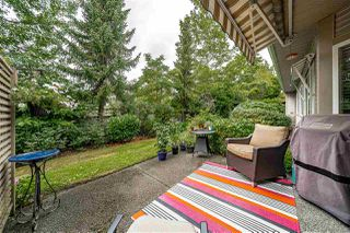 """Photo 21: 118 13888 70 Avenue in Surrey: East Newton Townhouse for sale in """"Chelsea Gardens"""" : MLS®# R2486010"""