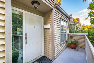 """Photo 9: 3 925 TOBRUCK Avenue in North Vancouver: Mosquito Creek Townhouse for sale in """"KENSINGTON GARDEN"""" : MLS®# R2510119"""