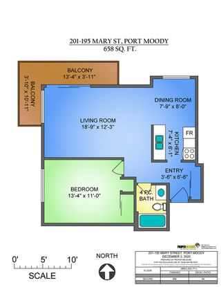 """Photo 24: 201 195 MARY Street in Port Moody: Port Moody Centre Condo for sale in """"VILLA MARQUIS"""" : MLS®# R2521712"""