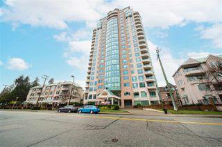 Main Photo: 1001 3071 GLEN Drive in Coquitlam: North Coquitlam Condo for sale : MLS®# R2527919