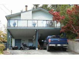 Photo 1: 370 PLEASANT Street in Port Moody: North Shore Pt Moody House for sale : MLS®# V826678