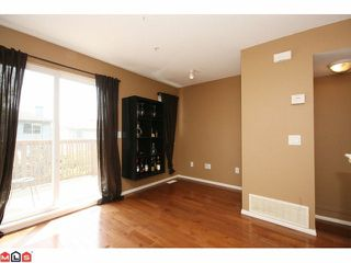 "Photo 6: 62 20560 66TH Avenue in Langley: Willoughby Heights Townhouse for sale in ""AMBERLEIGH"" : MLS®# F1028191"